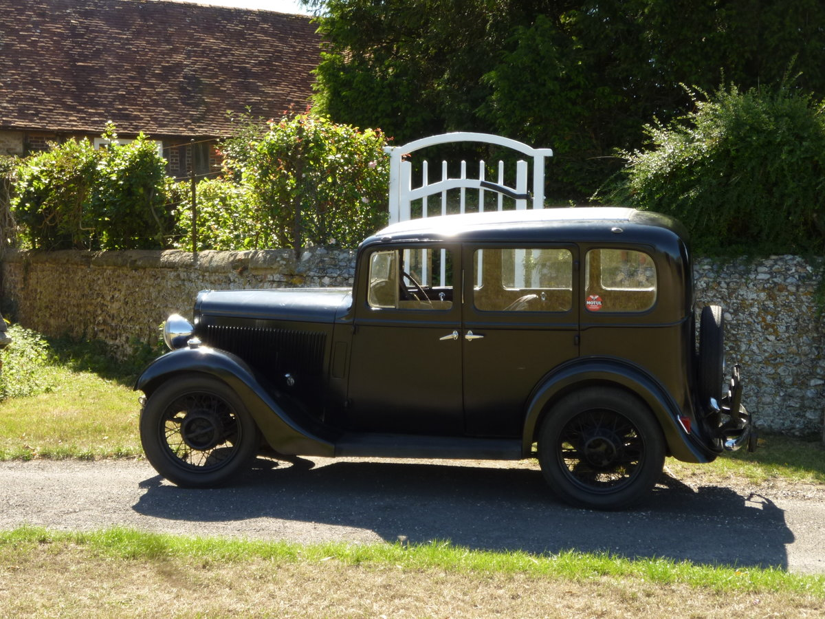 1935 hillman ready for adventure SOLD (picture 2 of 6)