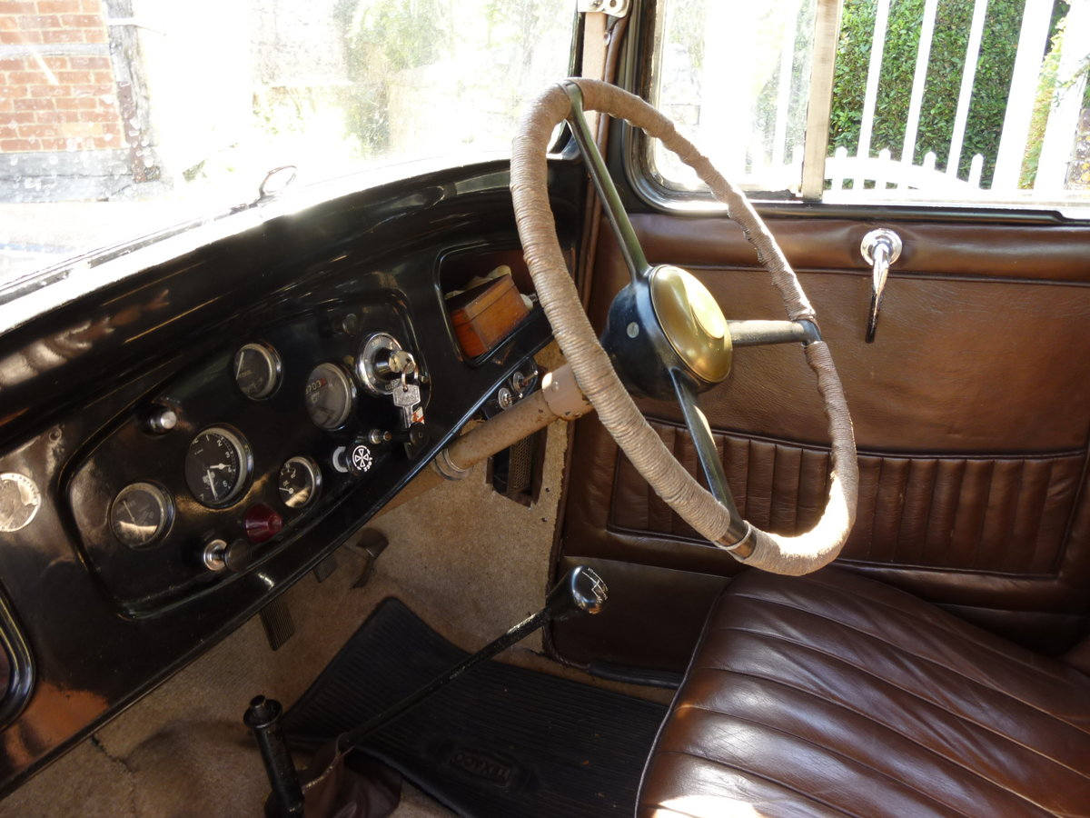 1935 hillman ready for adventure SOLD (picture 4 of 6)