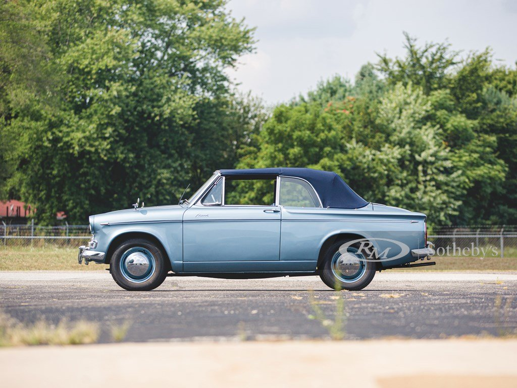 1960 Hillman Minx Series IIIA Convertible  For Sale by Auction (picture 4 of 6)