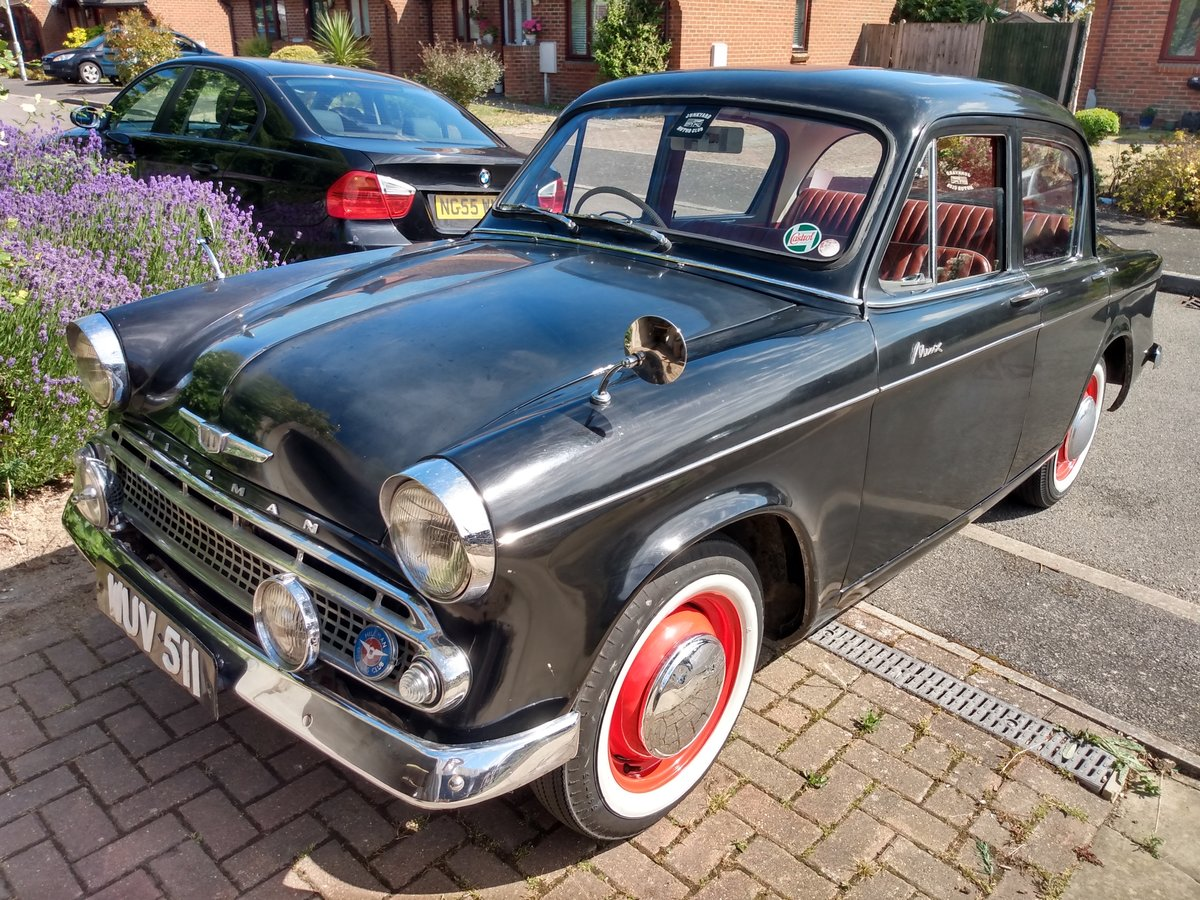 1959 Hillman Minx For Sale (picture 1 of 5)