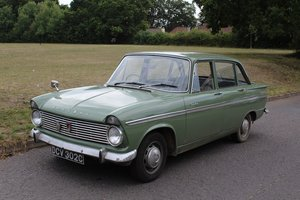 1965 Hillman Super Minx  - To be auctioned 30-10-20