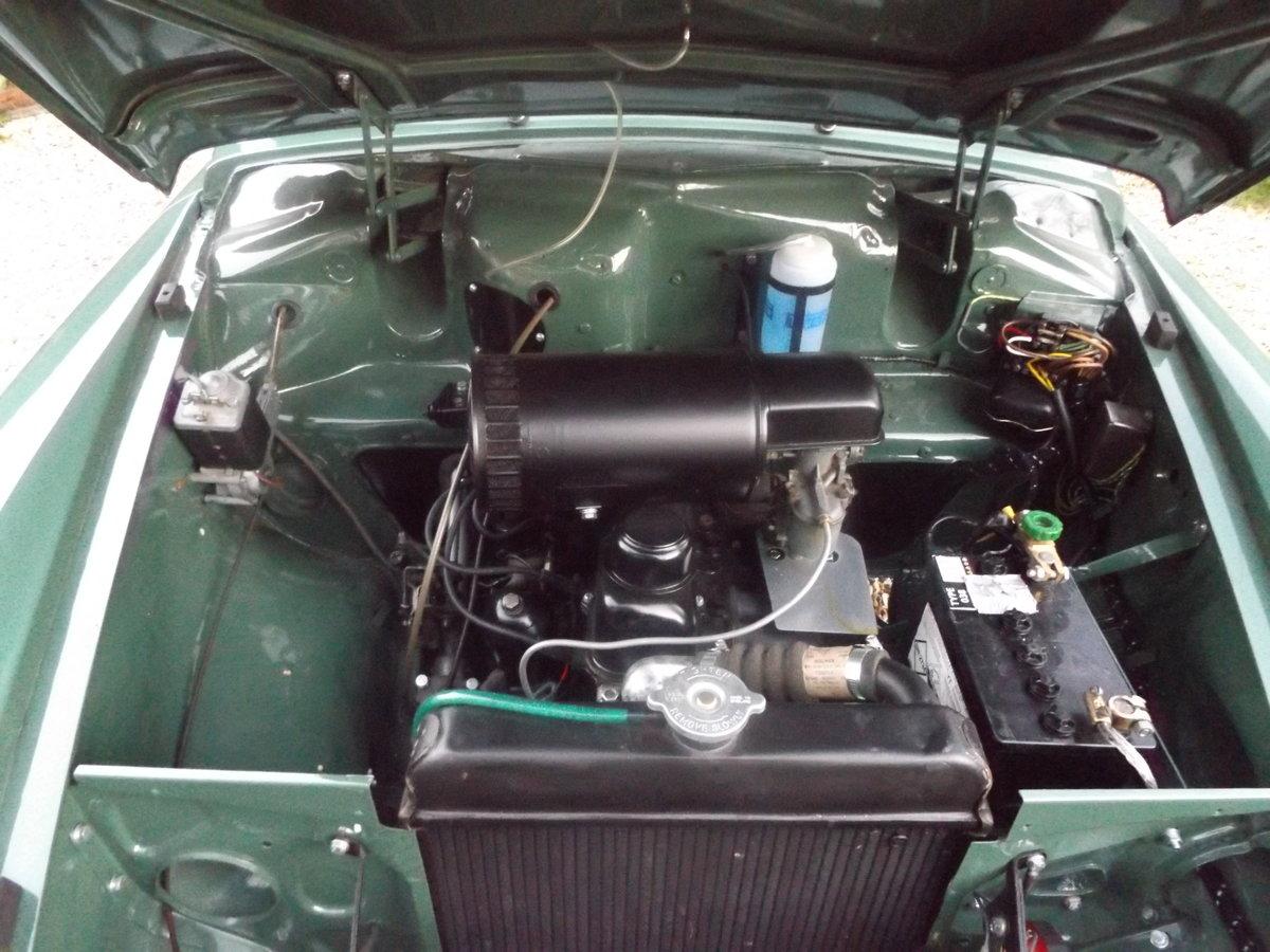 1955 Hillman Minx MK V111 O.H.V Convertible SOLD (picture 6 of 6)