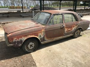 Hillman Hunter GLS for restoration