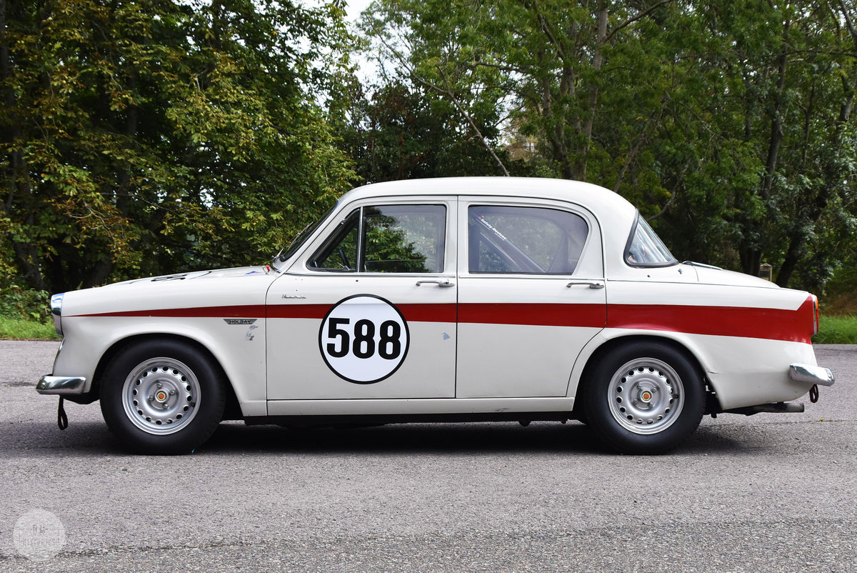 1957 Hillman Minx Touring Saloon For Sale (picture 3 of 6)