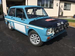 Hillman Imp - Ex-Works Rally Car