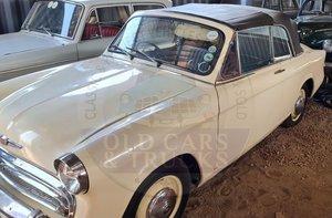 1958 Hillman Minx Convertible