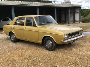 Picture of 1971 Hillman Hunter Super 1725 at ACA 7th November  For Sale by Auction