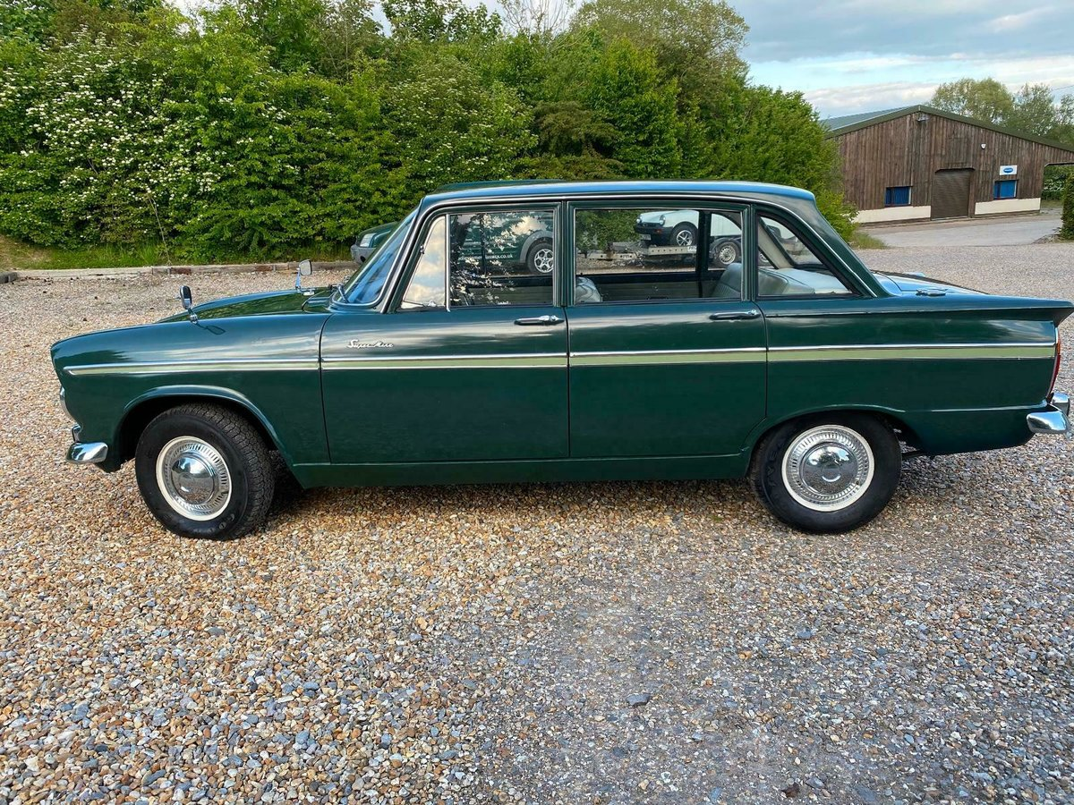 Lovely Increasingly Rare 1964 Hillman Super Minx For Sale (picture 2 of 6)