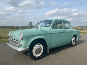 Picture of 1959  Hillman Minx in Seacrest Green