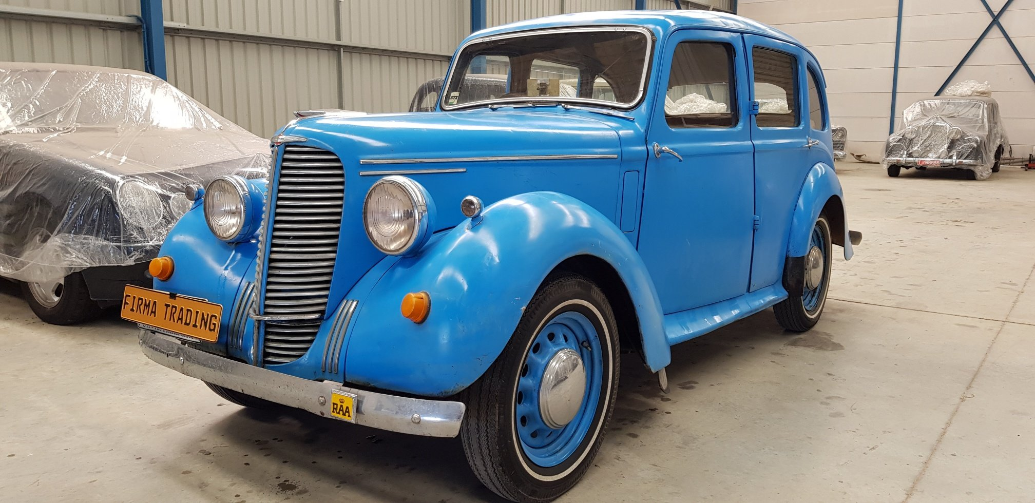 1946 Hillman Minx By Firma Trading Australia For Sale (picture 1 of 6)