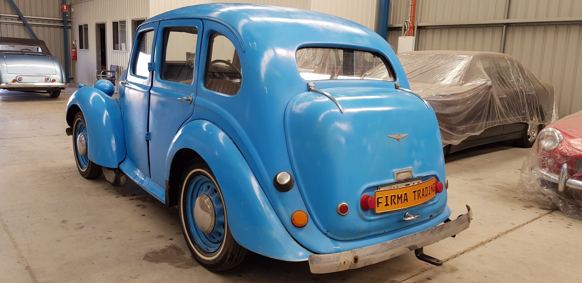 1946 Hillman Minx By Firma Trading Australia For Sale (picture 2 of 6)