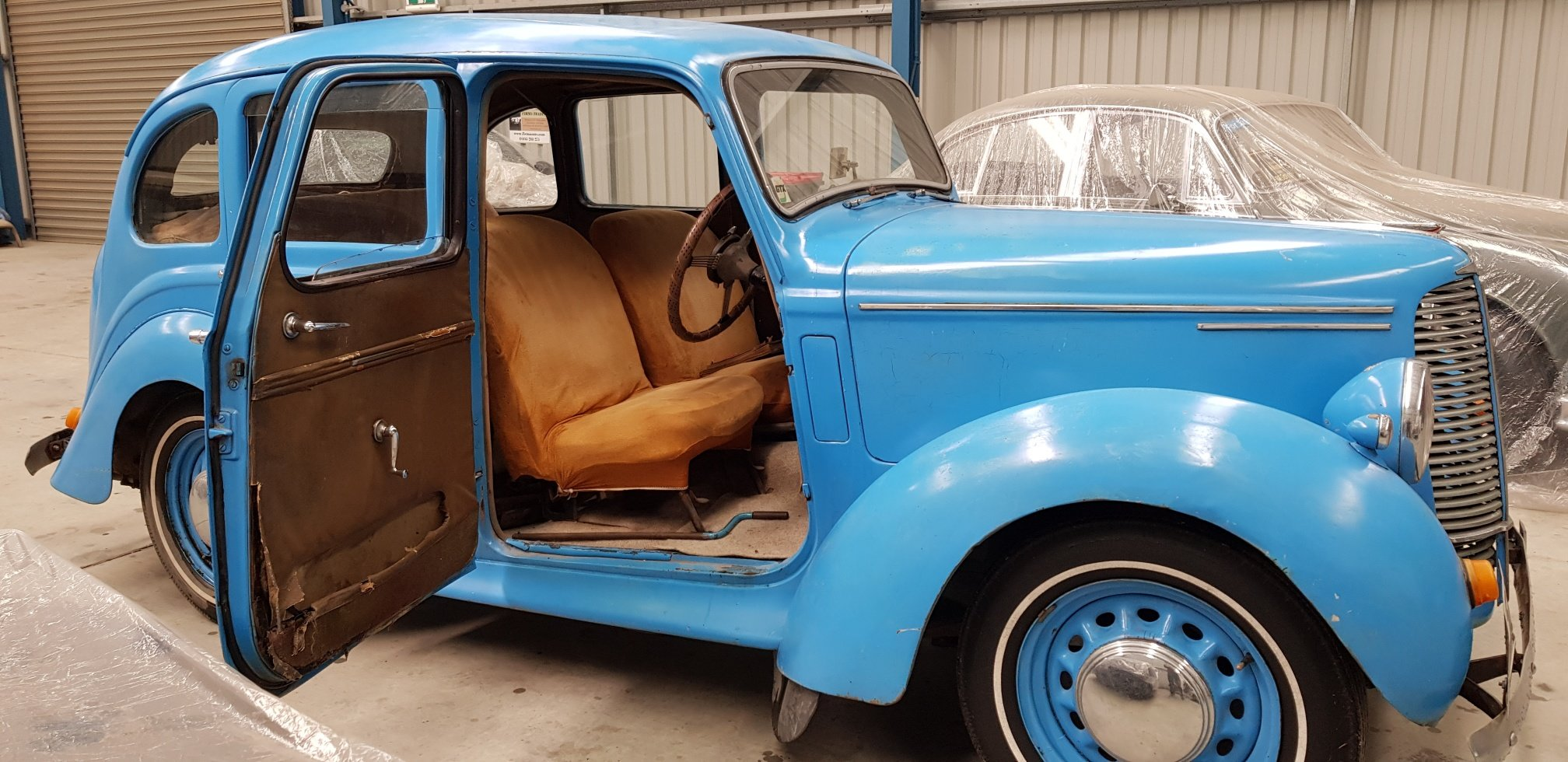 1946 Hillman Minx By Firma Trading Australia For Sale (picture 6 of 6)