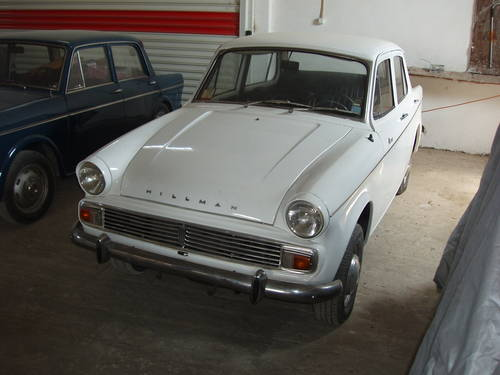 1964 Hillman Minx Series V De-Luxe For Sale (picture 1 of 6)