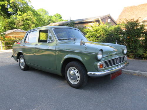 1965 Hillman Minx (Credit/Debit Cards & Delivery) SOLD (picture 1 of 6)