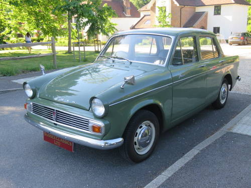1965 Hillman Minx (Credit/Debit Cards & Delivery) SOLD (picture 2 of 6)