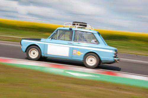 1967 Hillman Imp Works Rally Car SOLD by Auction (picture 1 of 5)