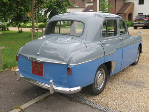 1956 Hillman Minx Deluxe (Credit/Debit Cards & Delivery) SOLD (picture 3 of 6)