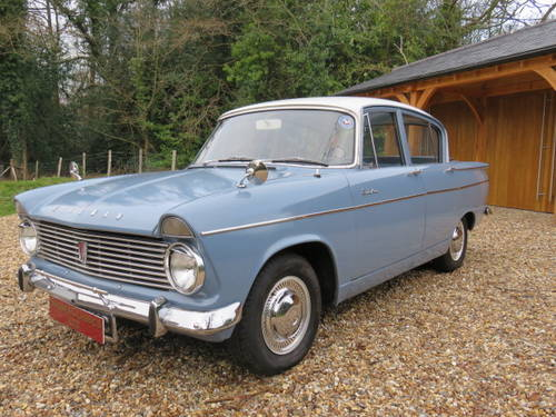 1963 Hillman Super Minx (Credit/Debit Cards & Delivery) SOLD (picture 2 of 6)