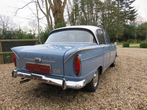 1963 Hillman Super Minx (Credit/Debit Cards & Delivery) SOLD (picture 3 of 6)
