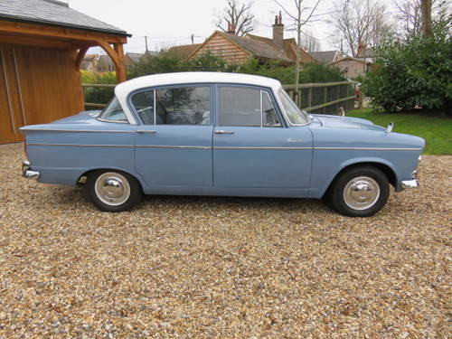1963 Hillman Super Minx (Credit/Debit Cards & Delivery) SOLD (picture 4 of 6)