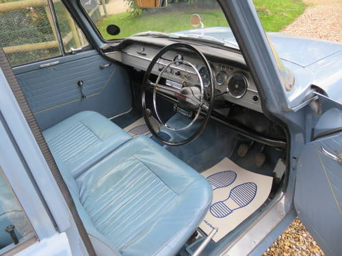 1963 Hillman Super Minx (Credit/Debit Cards & Delivery) SOLD (picture 5 of 6)