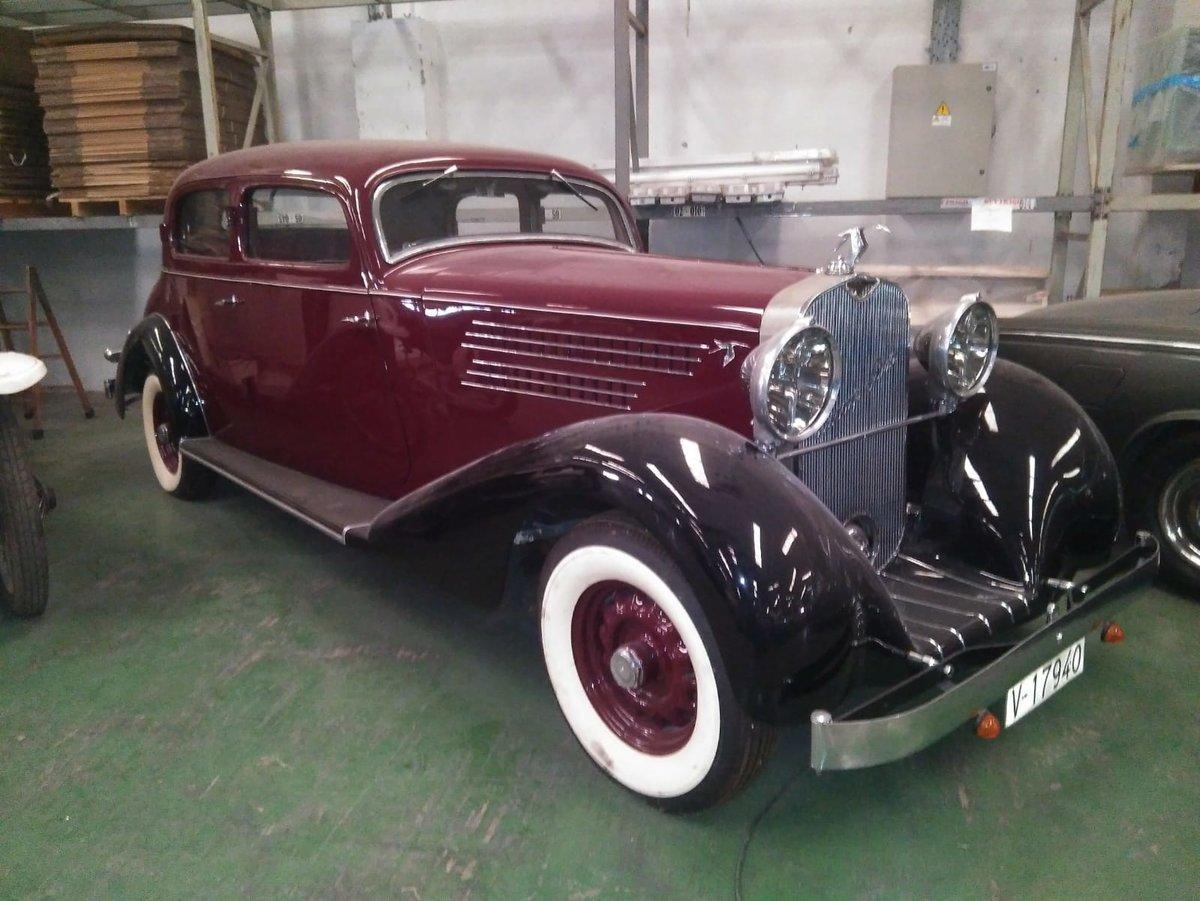 1936 Hispano suiza t49 capella  For Sale (picture 1 of 6)