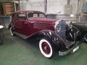 Picture of 1936 Hispano suiza t49 capella