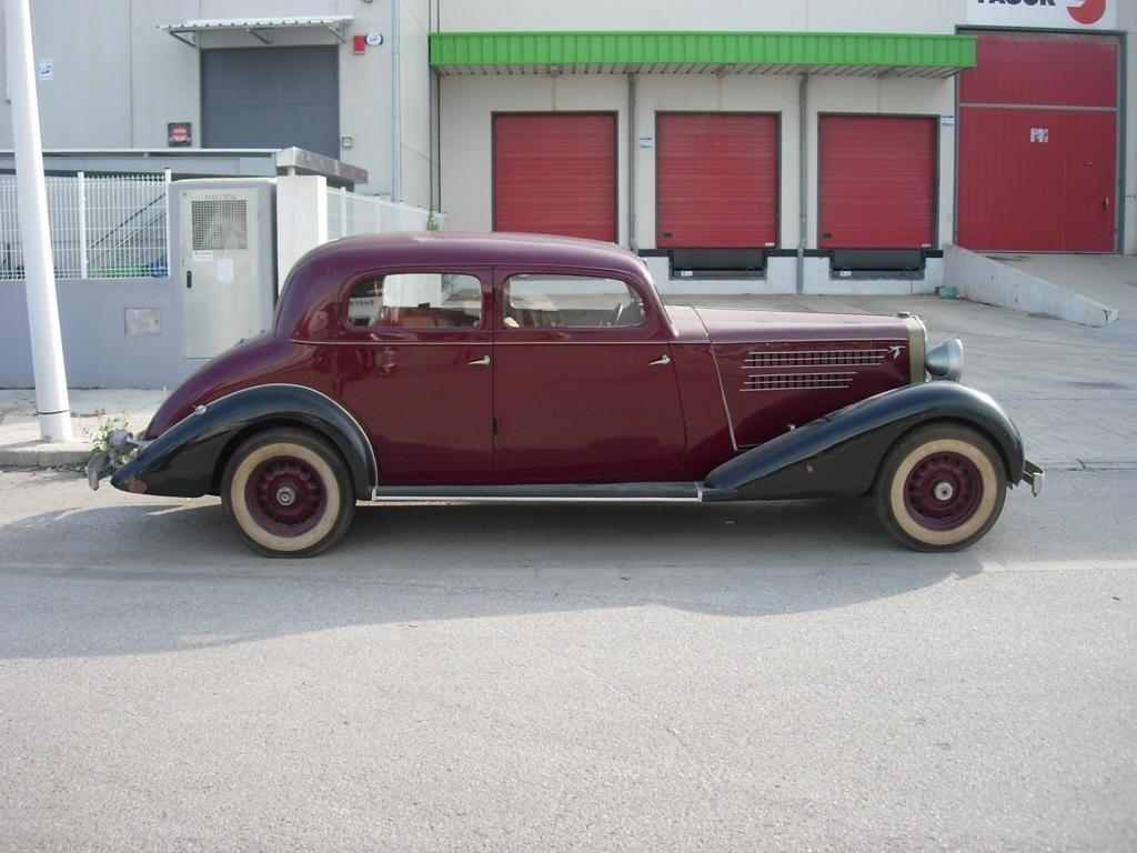 1936 Hispano suiza t49 capella  For Sale (picture 2 of 6)