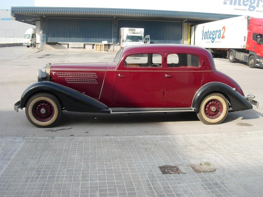 1936 Hispano suiza t49 capella  For Sale (picture 3 of 6)