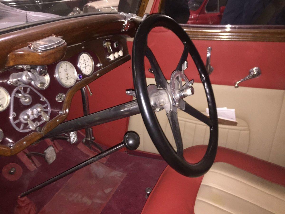 1936 Hispano suiza t49 capella  For Sale (picture 4 of 6)