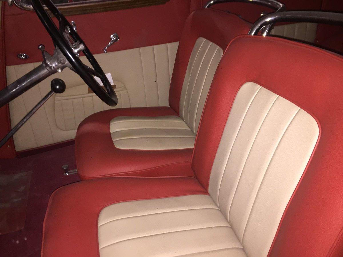 1936 Hispano suiza t49 capella  For Sale (picture 6 of 6)