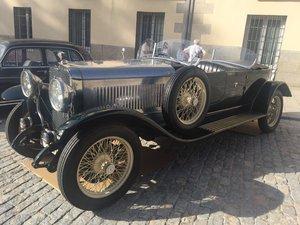 1924 Hispano Suiza T49 roadster