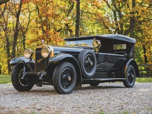 1921 Hispano-Suiza H6B Tourer by Chavet For Sale by Auction
