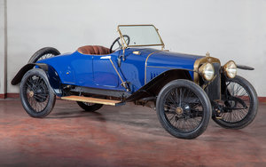 1912 Hispano-Suiza 15/45 Alfonso XIII type. For Sale