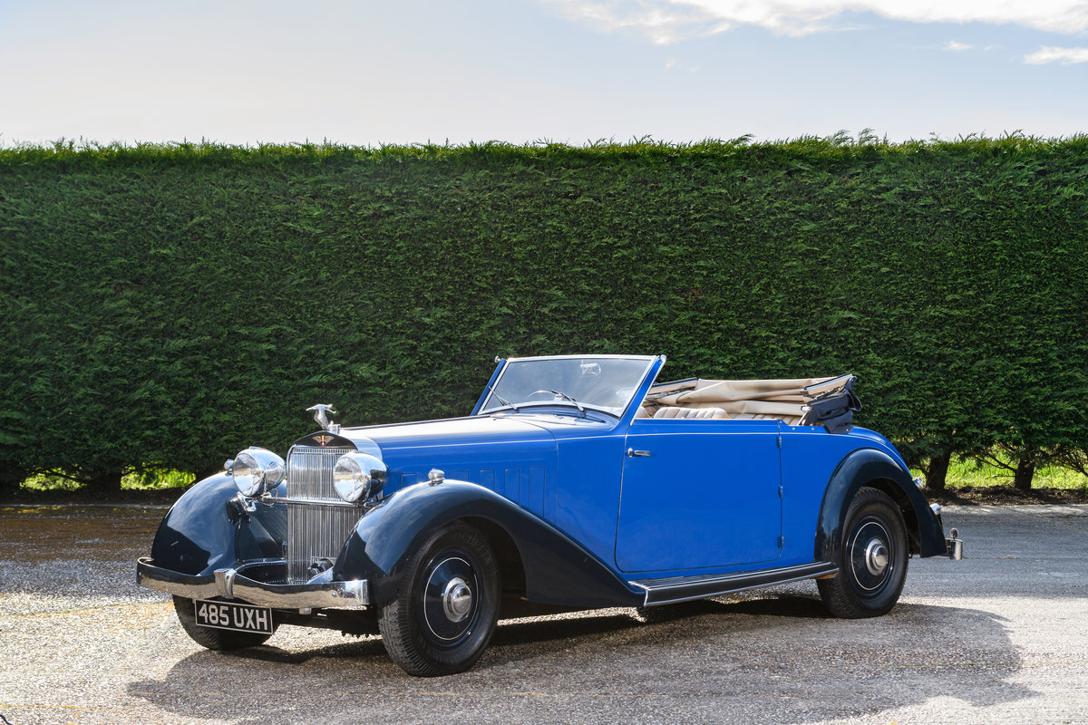 1934 Hispano Suiza K6 DHC For Sale (picture 1 of 12)