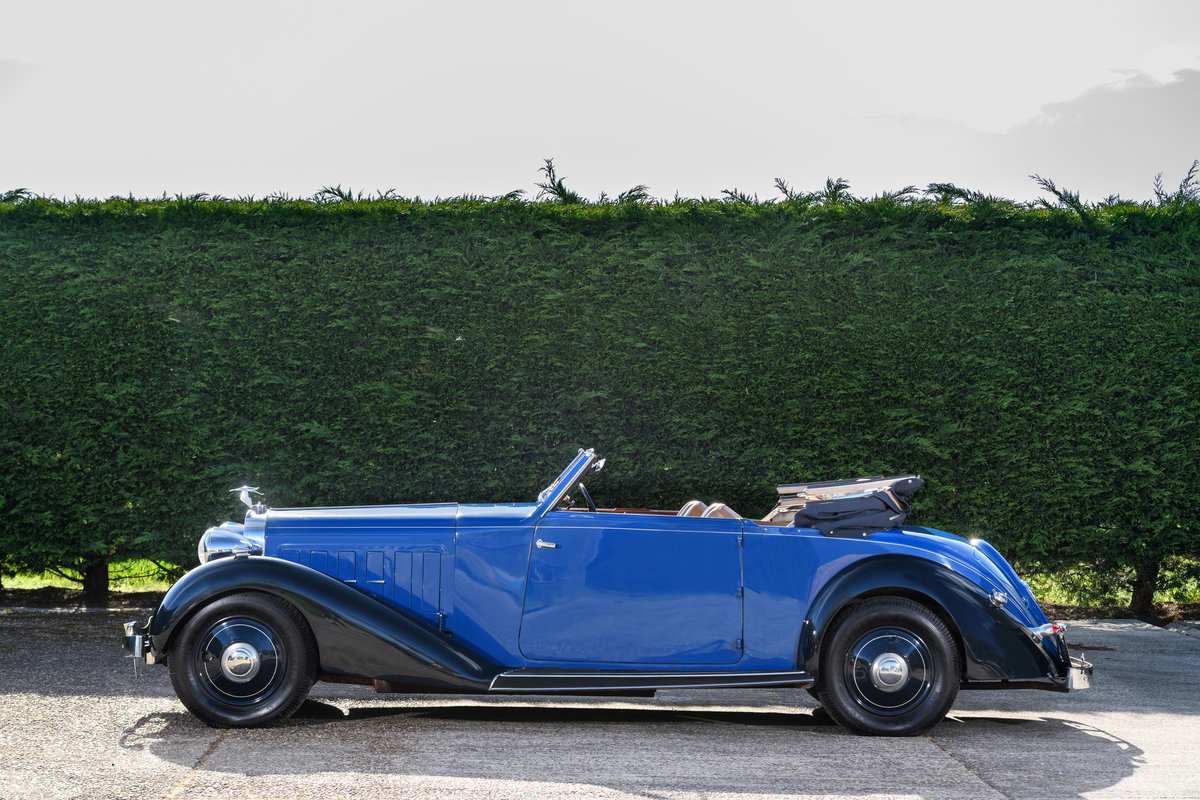 1934 Hispano Suiza K6 DHC For Sale (picture 2 of 12)