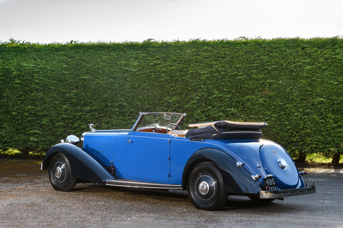 1934 Hispano Suiza K6 DHC For Sale (picture 3 of 12)