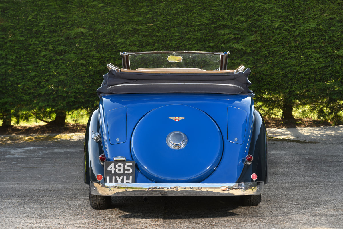 1934 Hispano Suiza K6 DHC For Sale (picture 4 of 12)