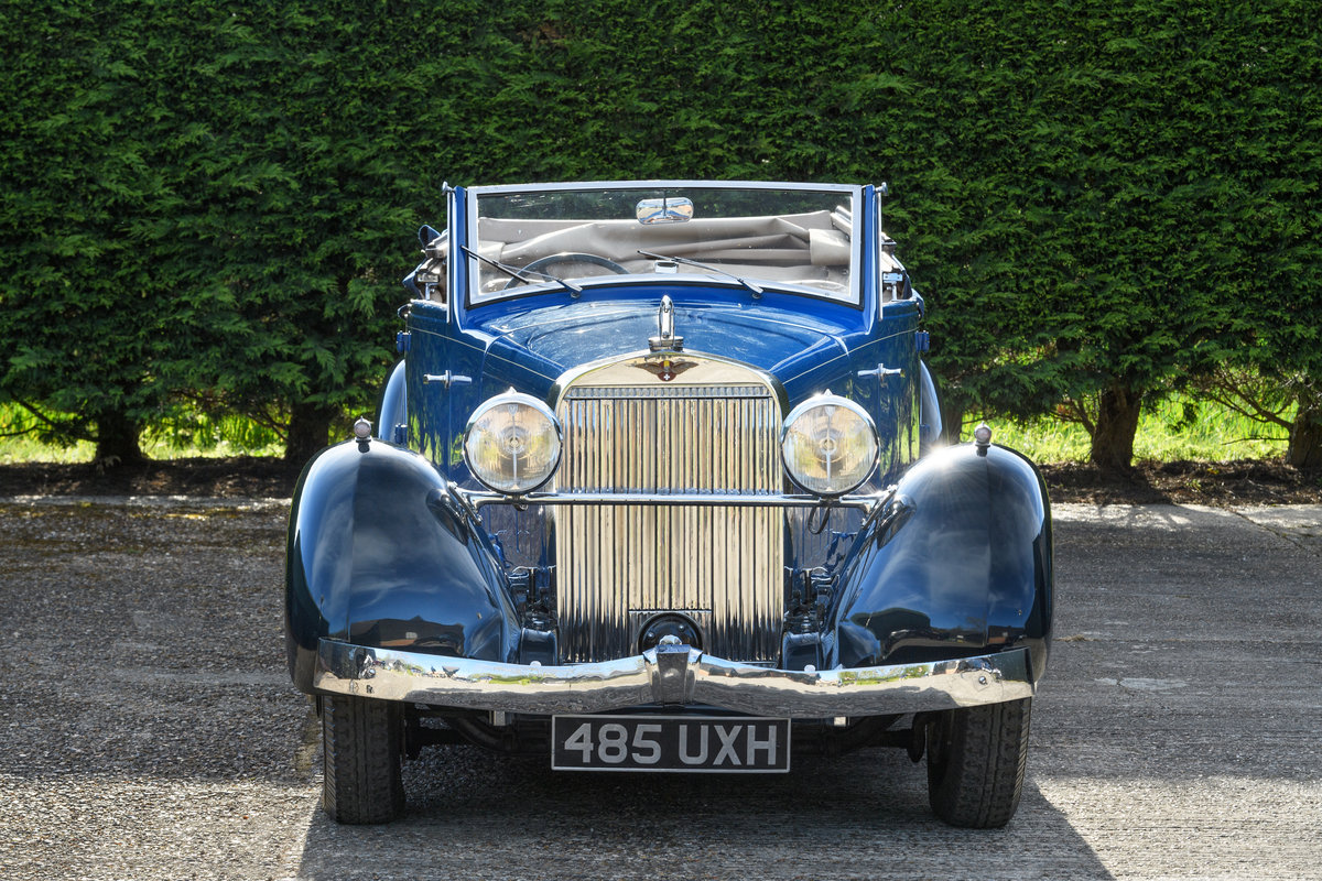 1934 Hispano Suiza K6 DHC For Sale (picture 5 of 12)