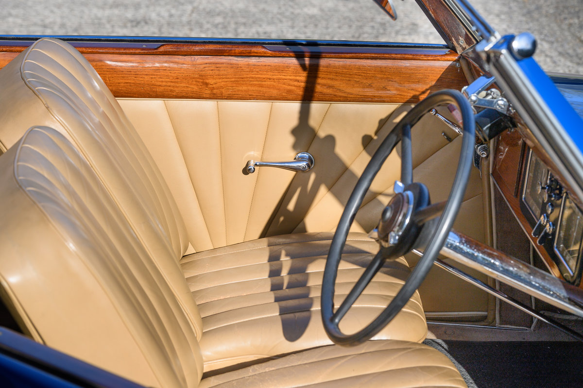1934 Hispano Suiza K6 DHC For Sale (picture 8 of 12)