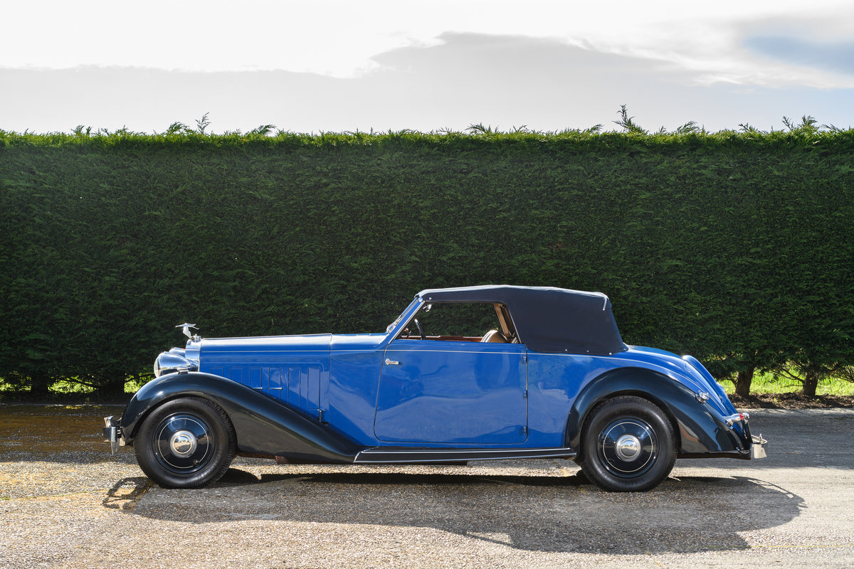 1934 Hispano Suiza K6 DHC For Sale (picture 12 of 12)