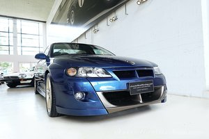 two-door HSV Maloo VU II Ute 24,487 kms from new, manual