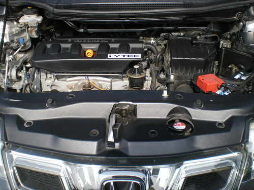 2009  Honda-Civic-1-8-I-VTEC-SE-59-plate,1 owner, Outstanding Car SOLD (picture 4 of 6)