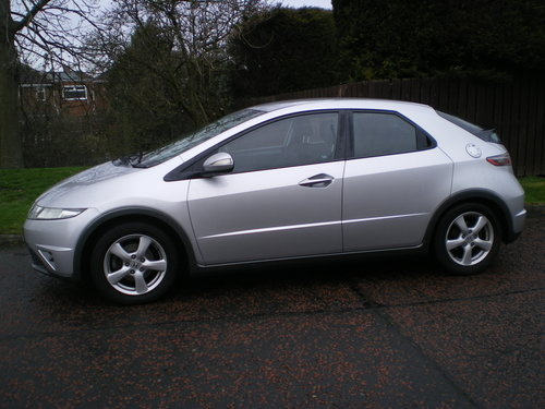 2009  Honda-Civic-1-8-I-VTEC-SE-59-plate,1 owner, Outstanding Car SOLD (picture 5 of 6)