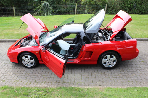 Honda NSX 1991 Manual Coupe - 39,900 miles - £59,000 SOLD (picture 5 of 6)