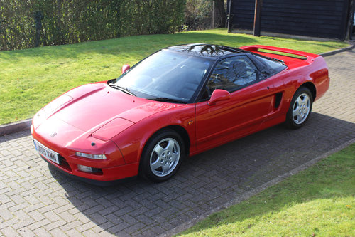 Honda NSX Manual Coupe - Formula Red - 57,000 miles (1991) For Sale (picture 3 of 6)