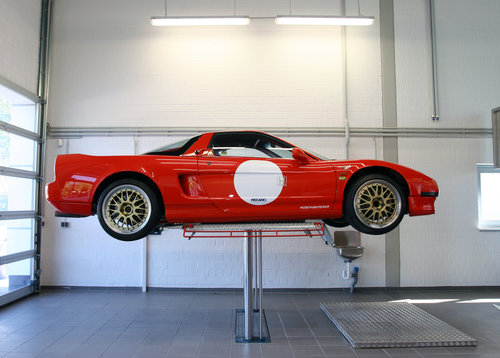 1993 Honda NSX Factory Race Car For Sale (picture 2 of 5)