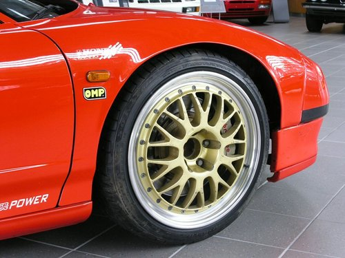1993 Honda NSX Factory Race Car For Sale (picture 3 of 5)