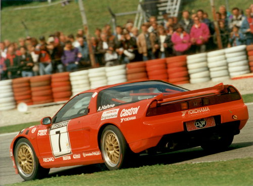 1993 Honda NSX Factory Race Car For Sale (picture 4 of 5)