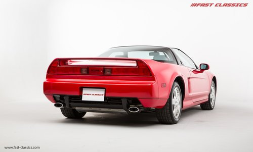 1992 HONDA NSX  For Sale (picture 4 of 6)